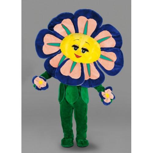 Mascotte Fleur des champs