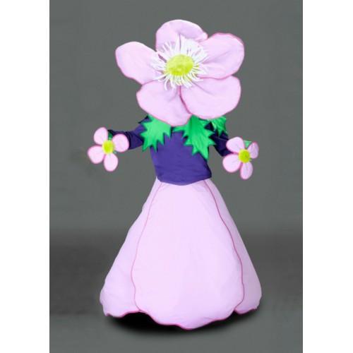 Mascotte Violette