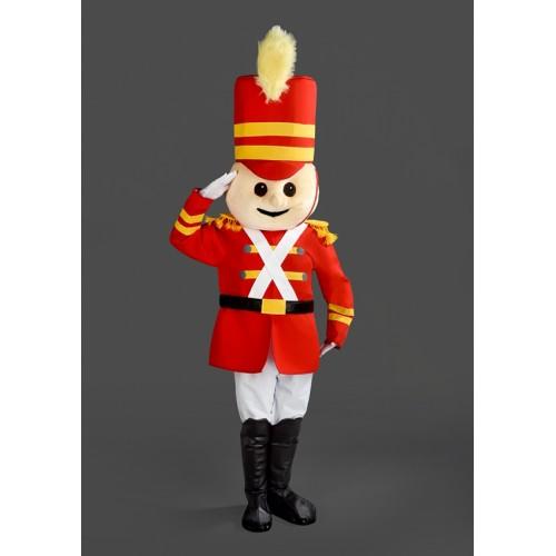 Mascotte Soldat de plomb