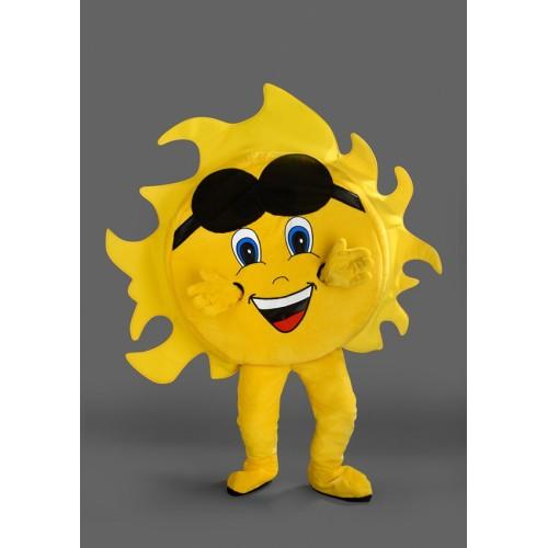 Mascotte Soleil