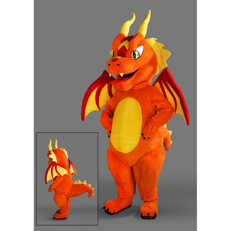 Dragon orange