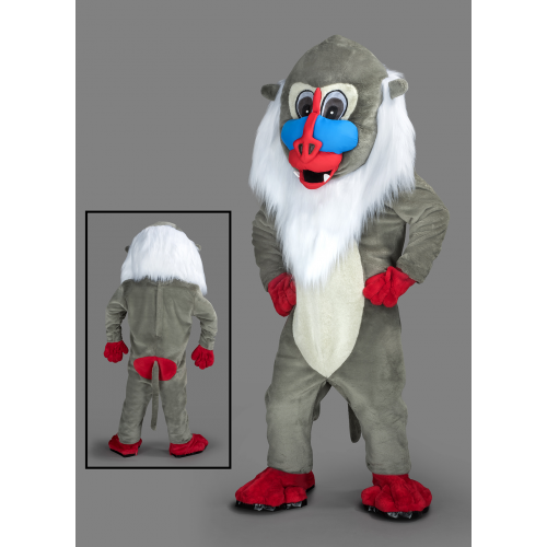 Mascotte babouin