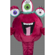 Mascotte Extraterrestre rose