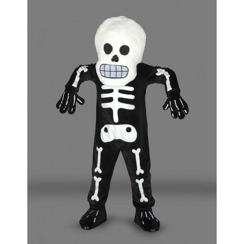 Mascotte Squelette
