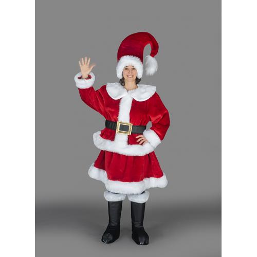 Mascotte Mère Noel