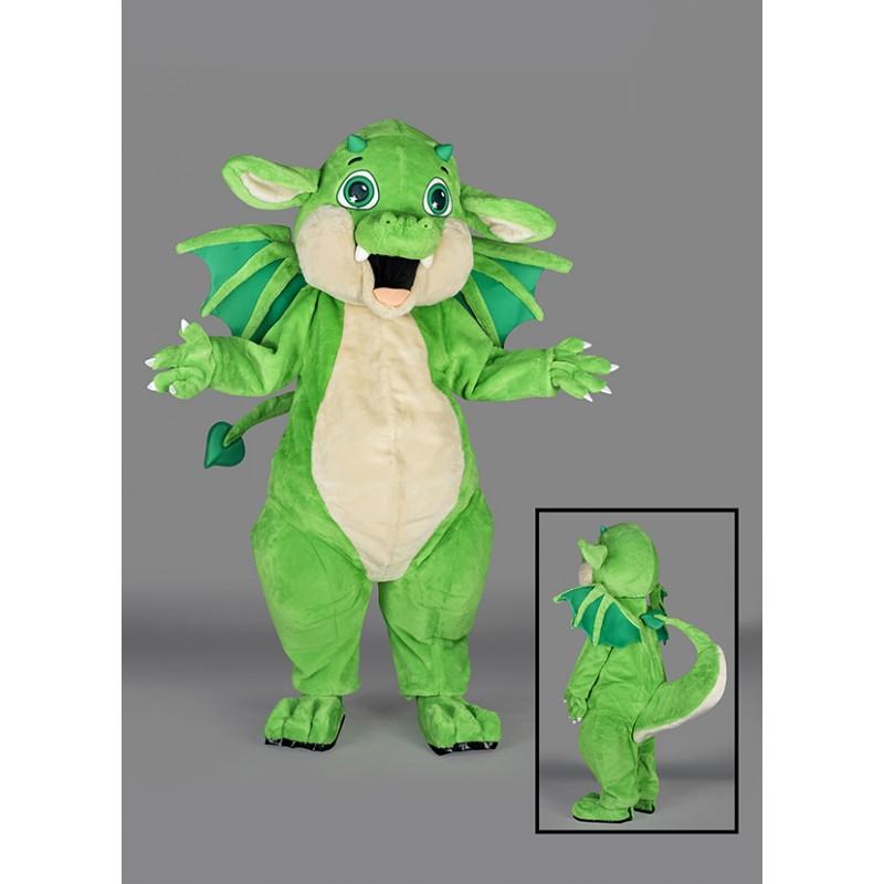 Mascotte Bébé Dragon