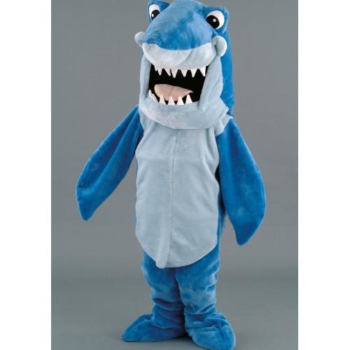 Mascotte Requin