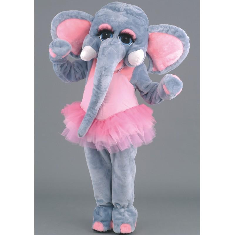 Eléphant danseuse