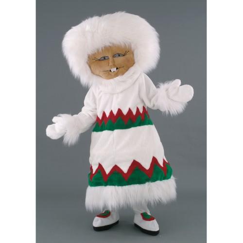 Mascotte Eskimo