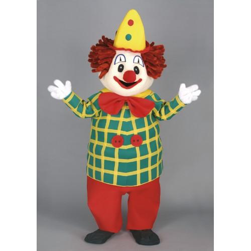 Mascotte Clown