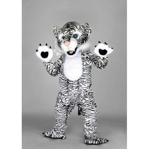 Mascotte Tigre blanc