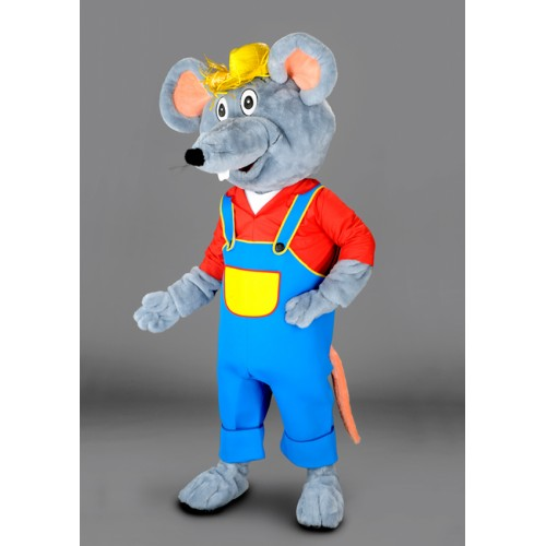 Mascotte Rat des champs