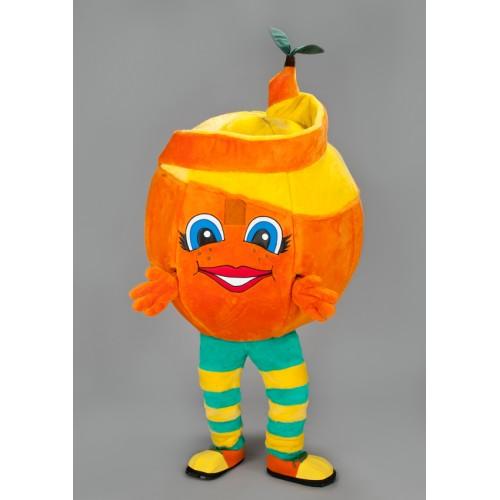 Mascotte Orange