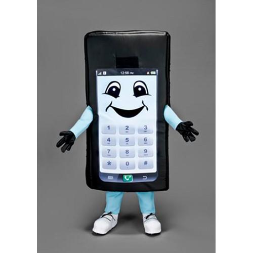 Mascotte Téléphone portable