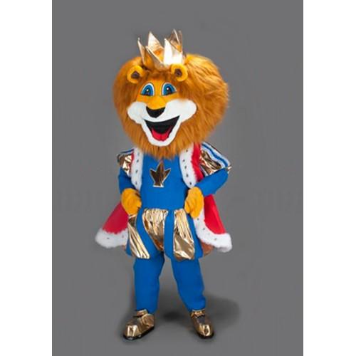 Mascotte Lion royal