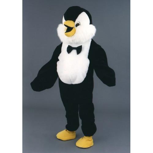 Mascotte Pingouin chanteur