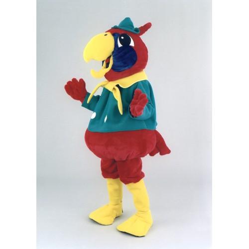 Mascotte Perroquet