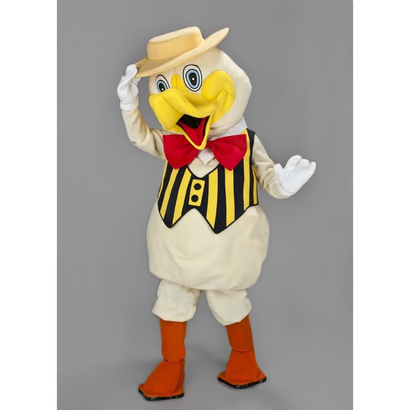 Canard veste à rayure
